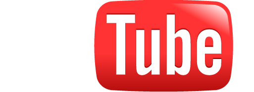 youtube logo standard againstblack.fw
